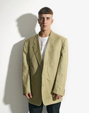 Vintage oversized 90s blazer