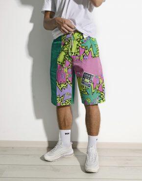 Vintage 90s board shorts