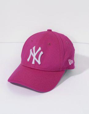 Yankees pink youth cap
