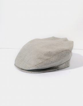 Newsboy Cap Youth Beige