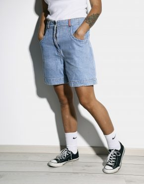 Vintage skater wide denim