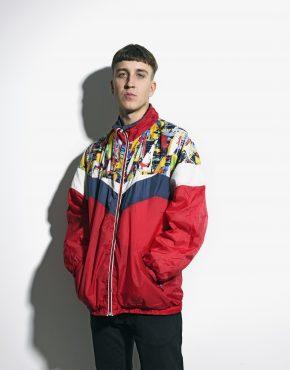 80s multi jacket unisex