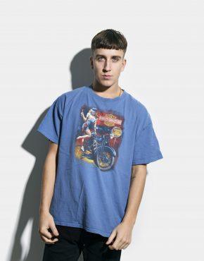 HARLEY DAVIDSON retro t-shirt