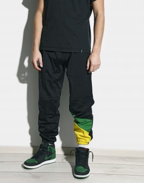 Retro 90s black pants