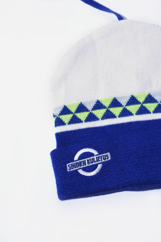 Vintage winter ski hat unisex