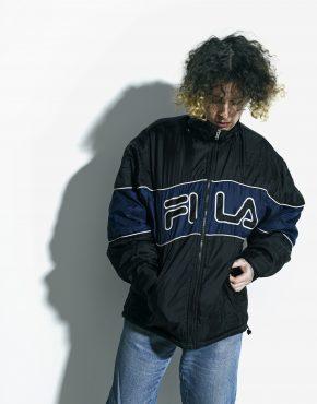 Vintage FILA warm jacket