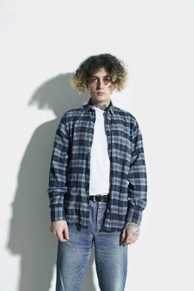 90s shirt men multi