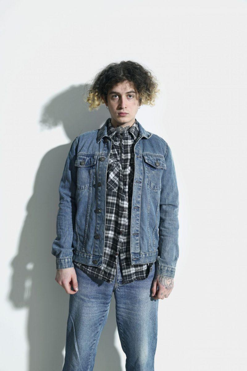 denim jacket vintage
