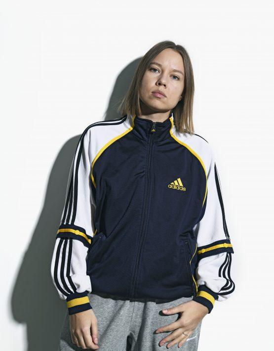 Vintage ADIDAS style jacket