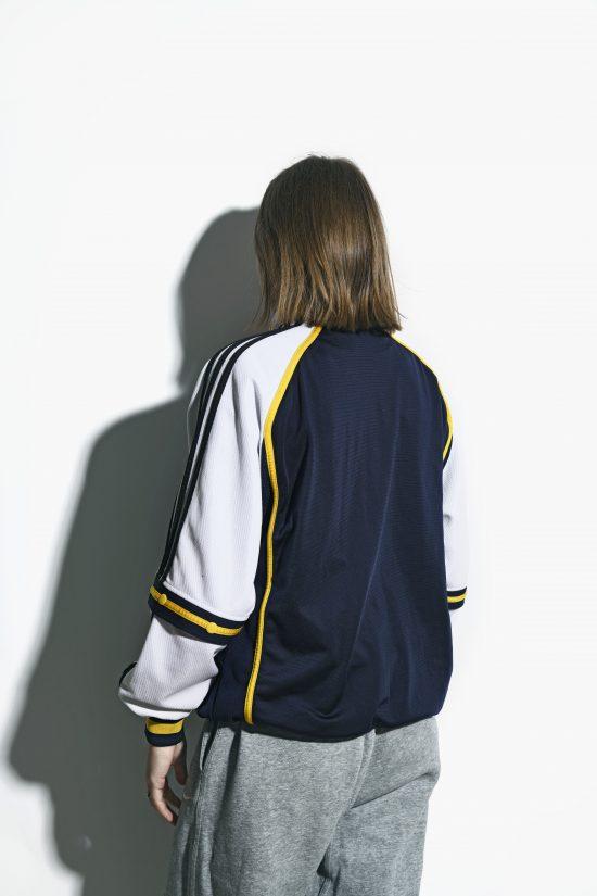 Vintage ADIDAS 90s style track jacket