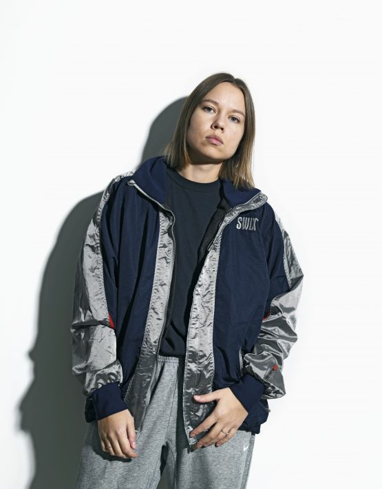 Vintage windbreaker jacket SWIX