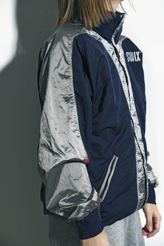 Vintage windbreaker jacket by SWIX