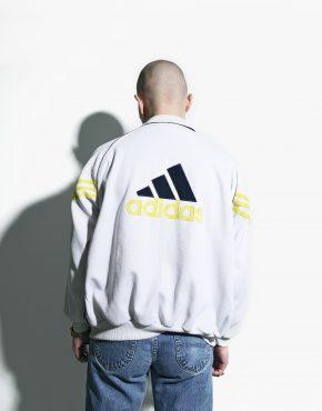Vintage ADIDAS white jacket