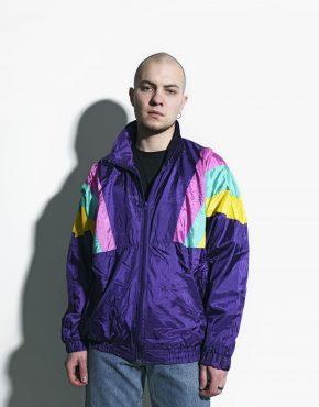 80s vintage jacket unisex