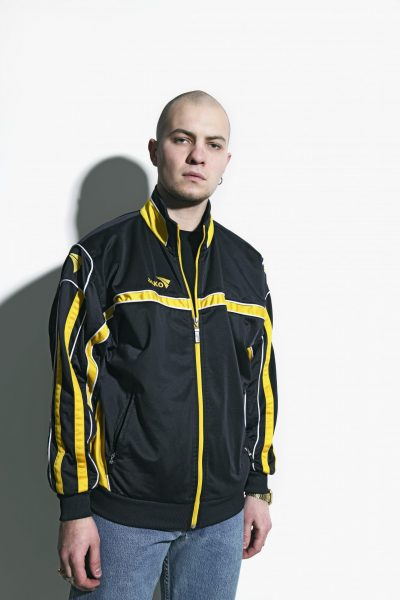 Old School track jacket men