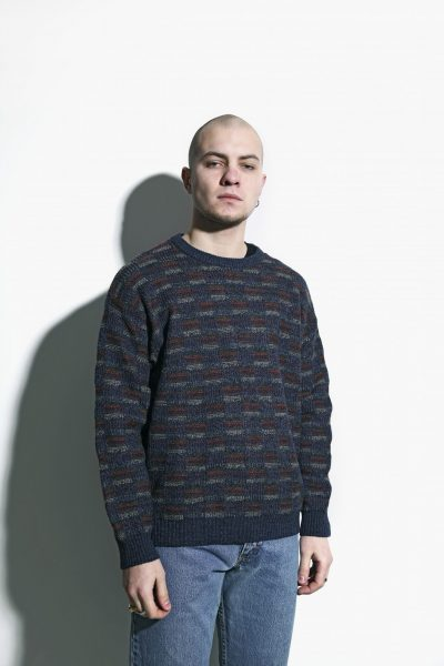 vintage mens sweater 90s