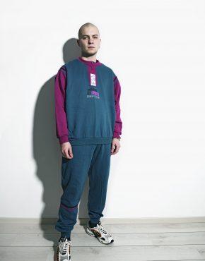 ADIDAS vintage sweatsuit set