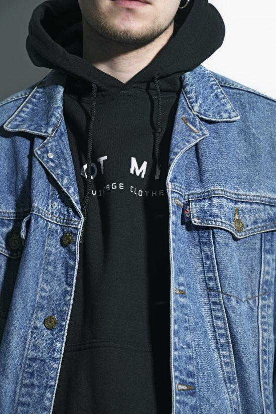 80s vintage denim jacket