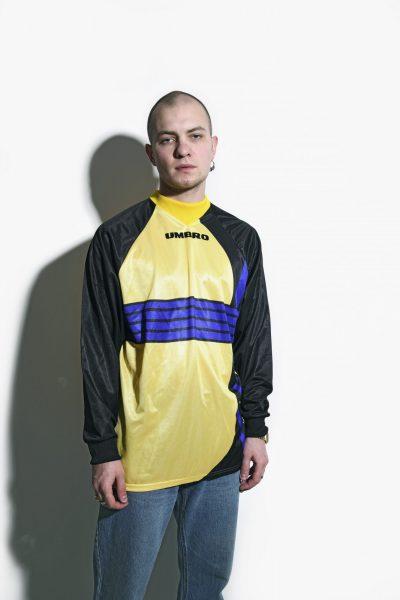 UMBRO soccer vintage shirt