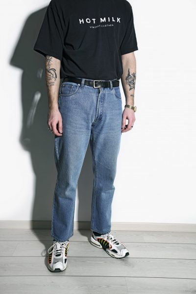 Vintage mens classic jeans