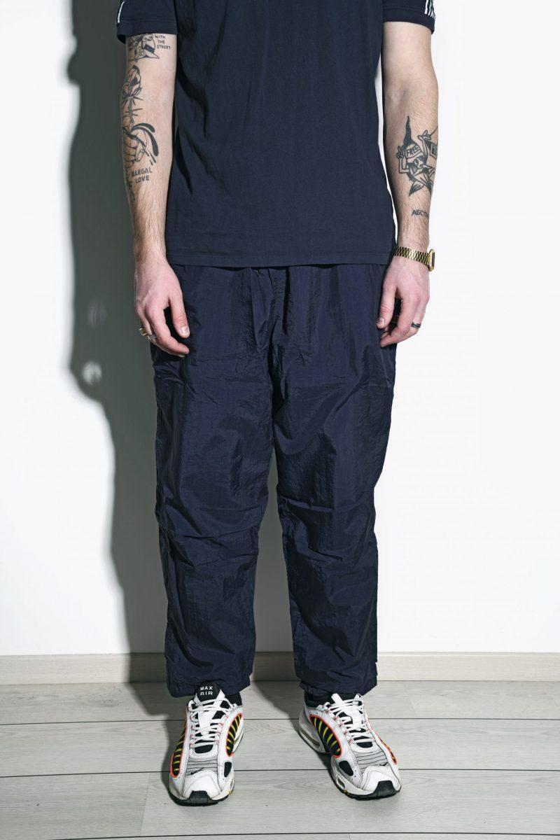 Vintage sport trousers blue