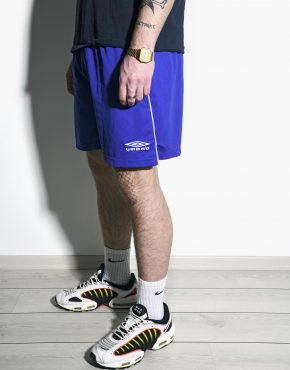 Vintage blue shorts Umbro
