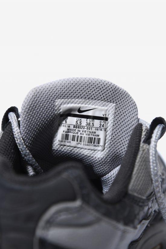 Nike Air Max trainers grey