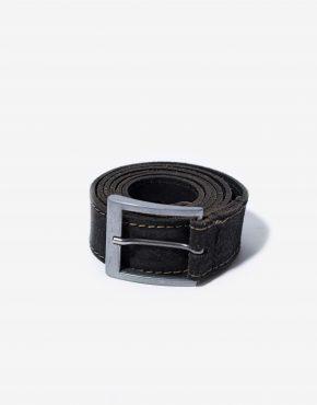 Vintage Suede Leather Belt