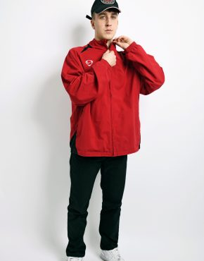 NIKE mens vintage jacket