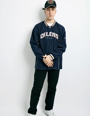 REEBOK Oilers hockey NHL