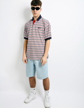 REEBOK vintage striped shirt