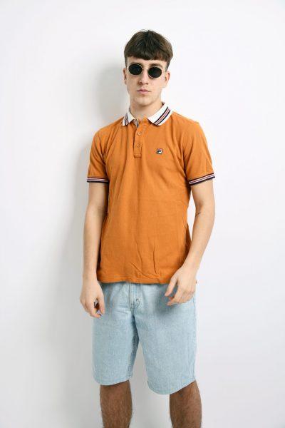 Vintage FILA polo shirt
