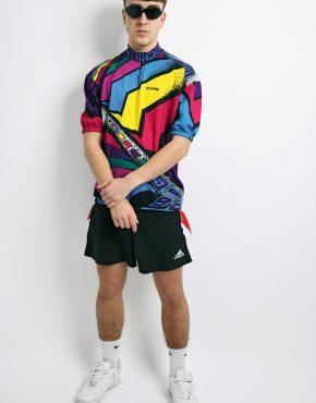 90s cycling jersey men