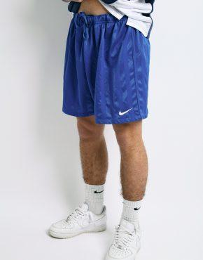 NIKE vintage blue shorts