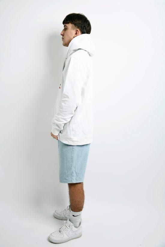 Vintage Helly Hansen hooded sweatshirt