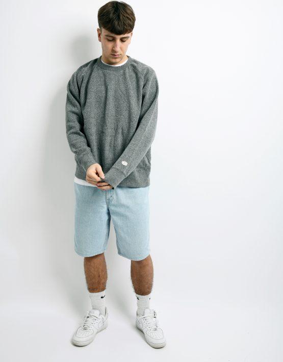 CHAMPION 90s grey sweatshirt