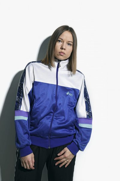 ASICS vintage sport jacket
