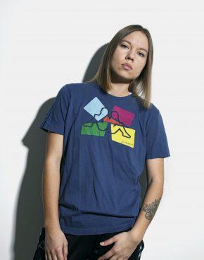 KAPPA womens vintage t-shirt