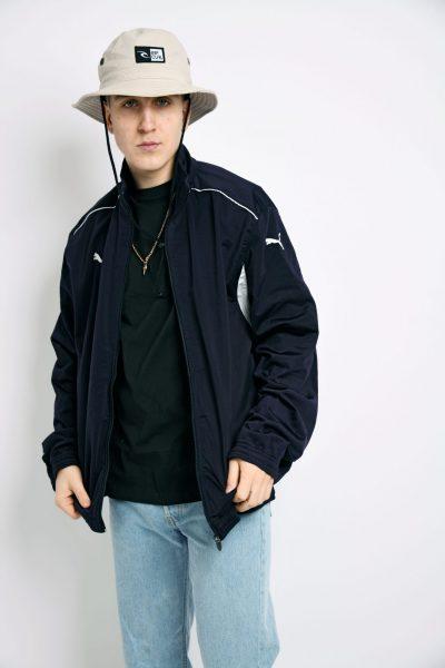 Vintage PUMA jacket 90s