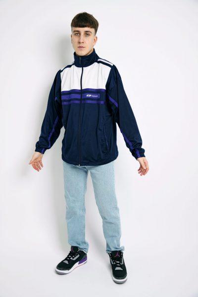 Reebok vintage track jacket