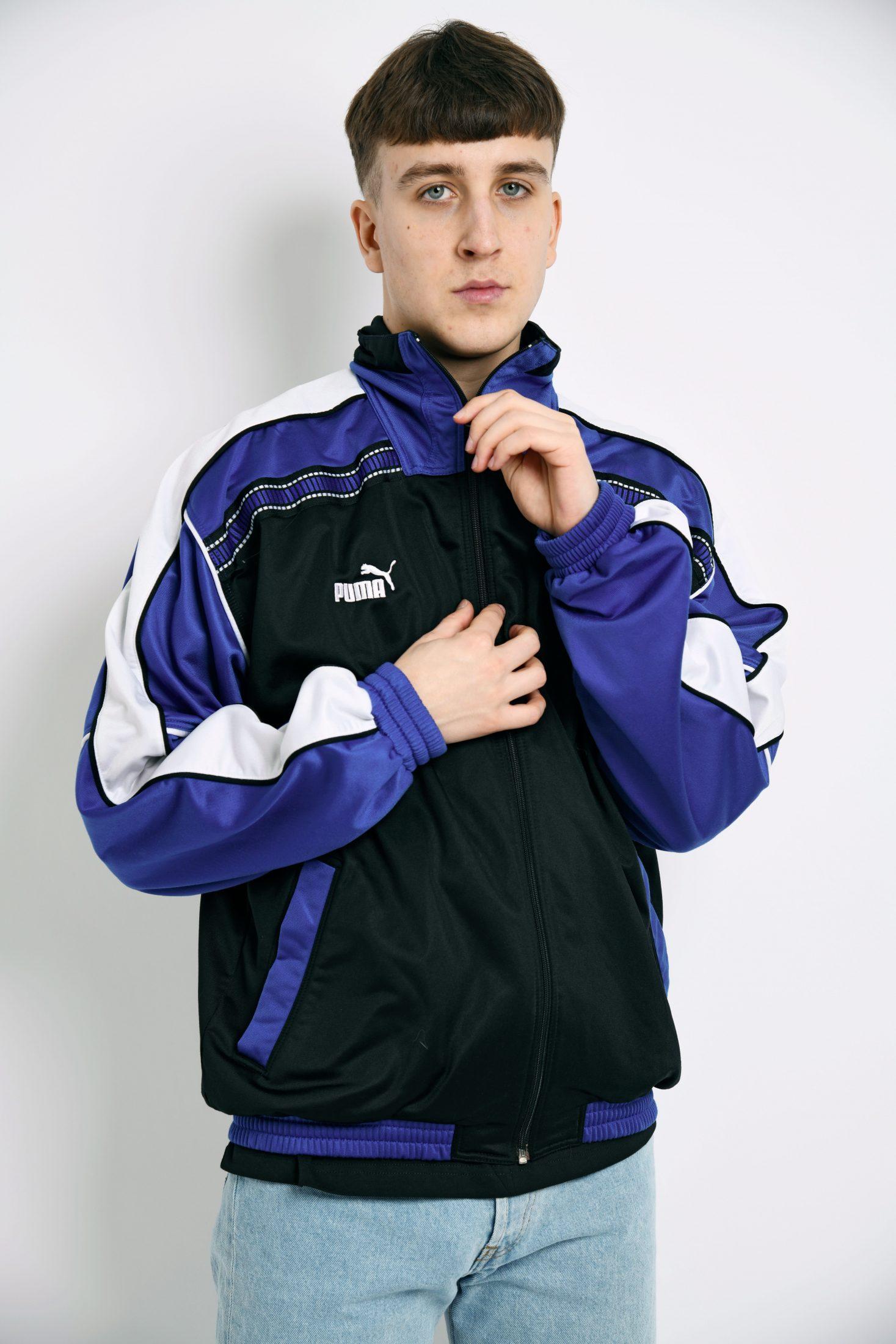 Vintage PUMA 90s sport jacket