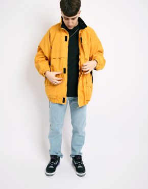 Vintage UMBRO light coat