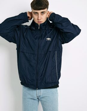 UMBRO vintage windbreaker coat
