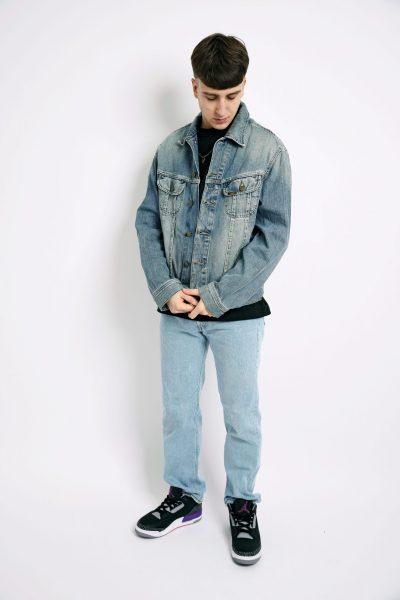 LEE 80s denim jacket
