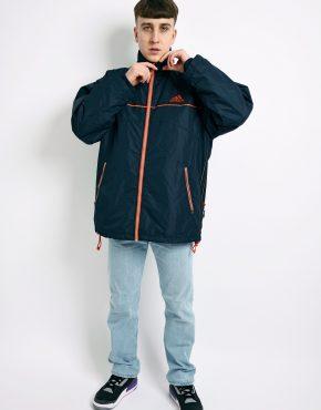 Vintage ADIDAS wind coat