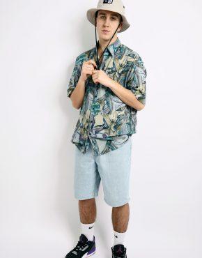 Vintage lightweight shirt multi