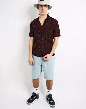 60s slim fit shirt