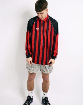 UMBRO football shirt men