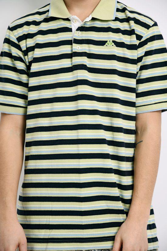 KAPPA vintage polo shirt green