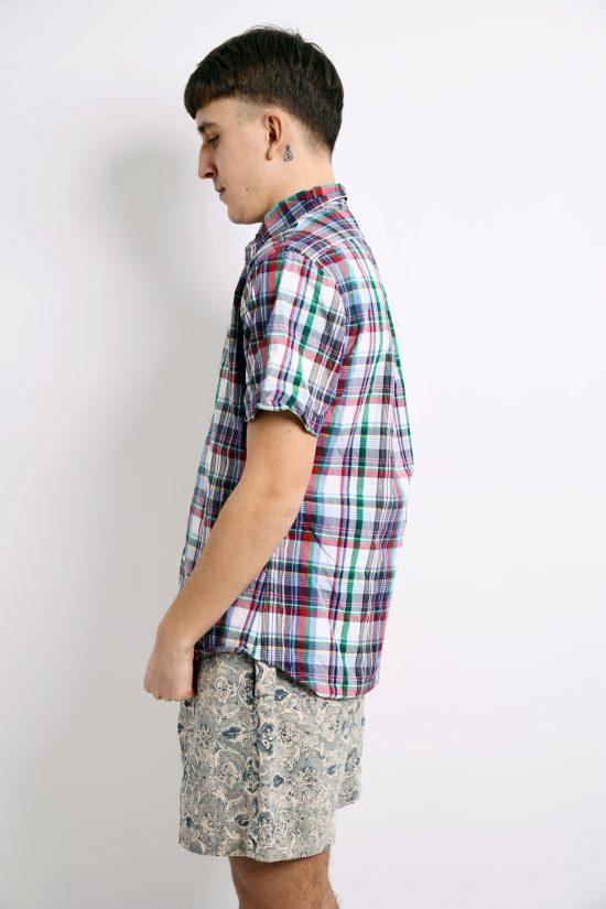 Ralph Lauren short sleeve shirt multi